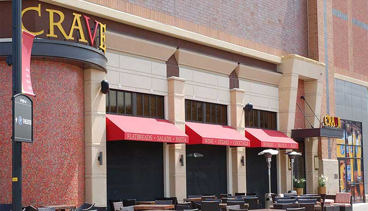 Awnings for business